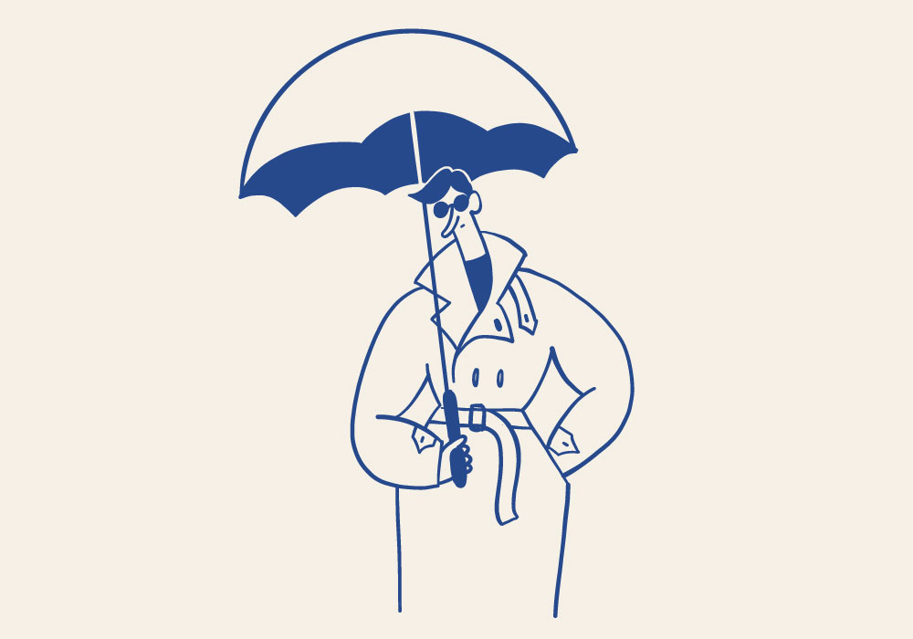 Maya Stepien | Rainy Man