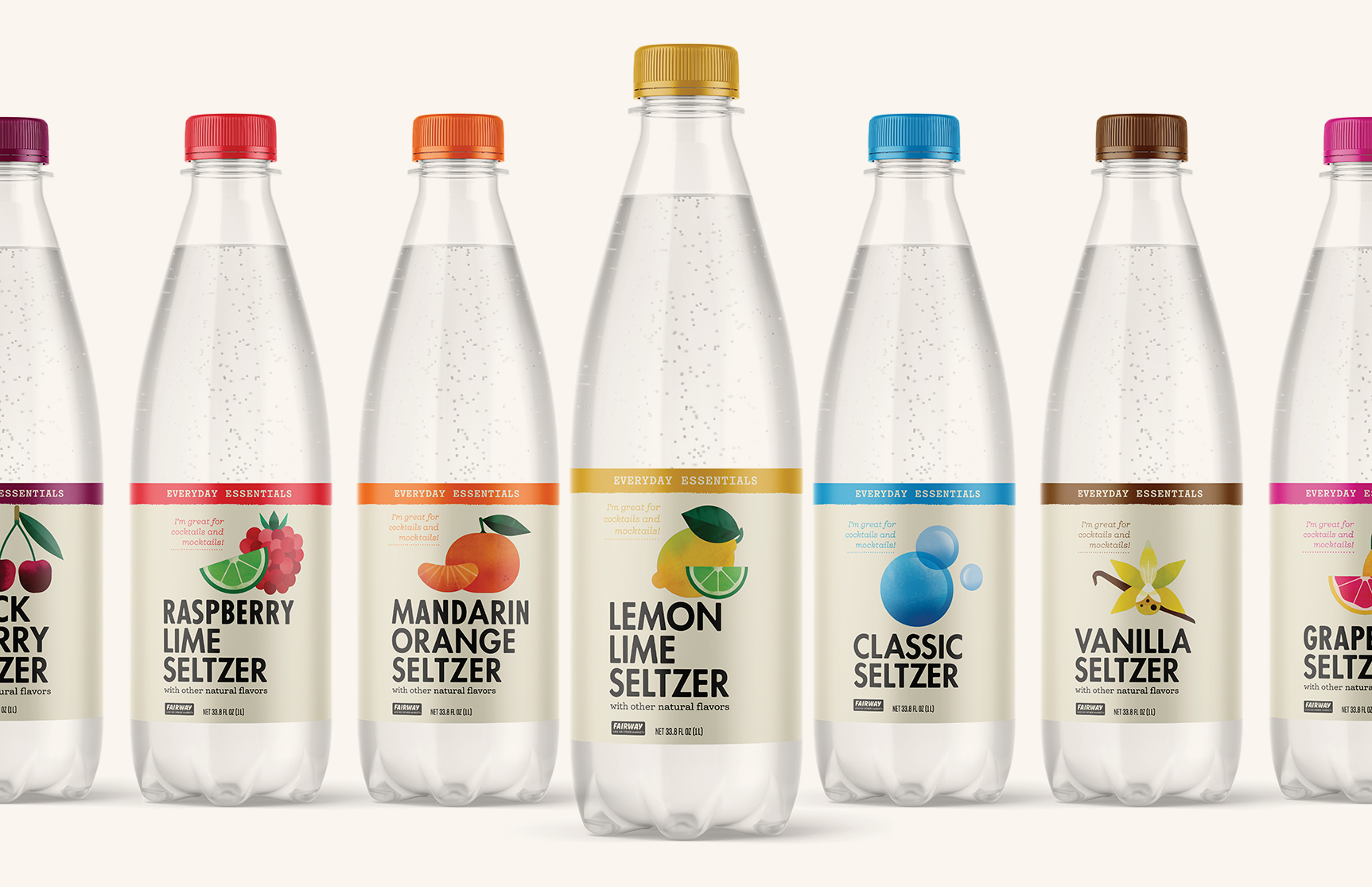 Maya Stepien | Fairway Market | Seltzer